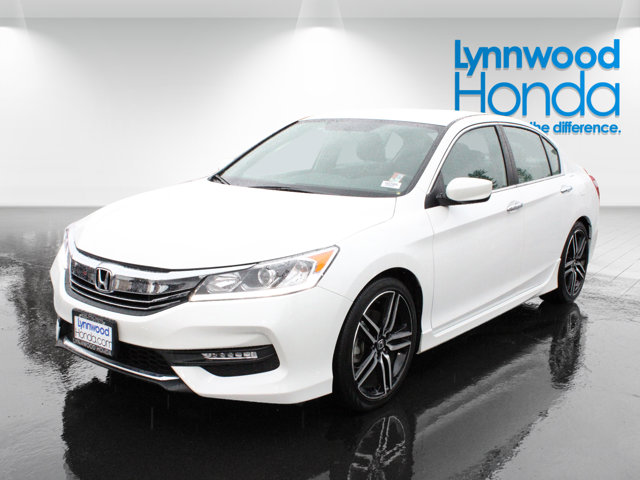 Used 2017 Honda Accord Sedan in Edmonds, WA