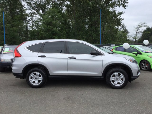 Used 2016 Honda CR-V AWD 5dr LX