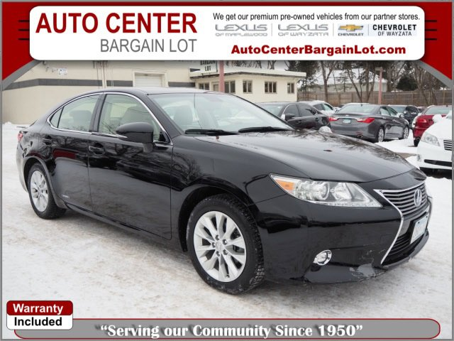 Used 2014 Lexus ES 300h in Wayzata, MN