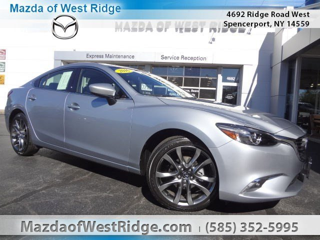2016 Mazda Mazda6 at Transitowne Resale Center of Amherst