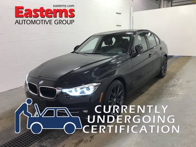 2016 BMW 3 Series 328i Track Handling 4dr Car