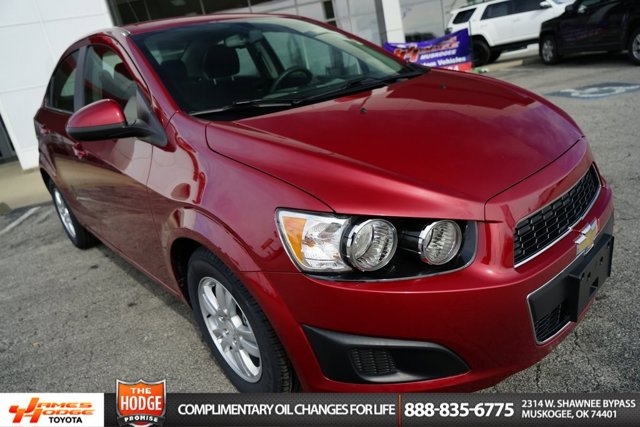 Used 2016 Chevrolet Sonic in Muskogee, OK