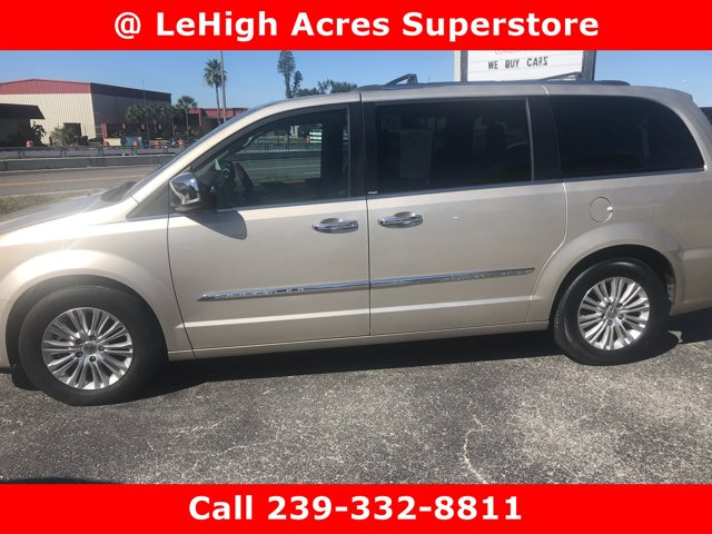 Used 2012 Chrysler Town amp Country in Lehigh Acres, FL