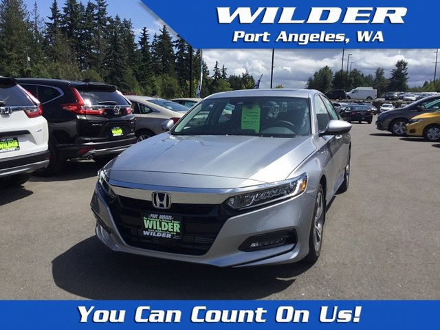 New 2018 Honda Accord Sedan EX-L Navi 1.5T CVT