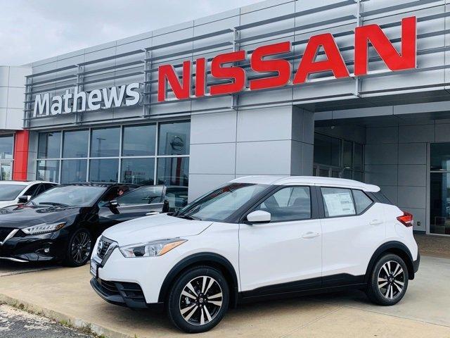 New 2020 Nissan Kicks in Paris, TX