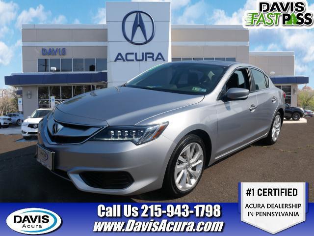 2018 Acura ILX w/Technology Plus Pkg