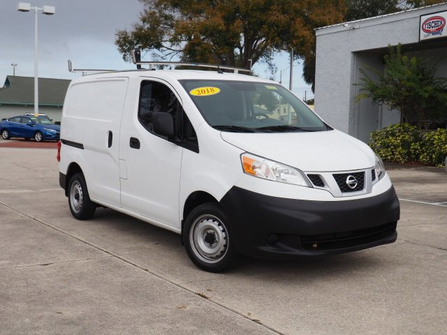 Used 2018 Nissan NV200 Compact Cargo in Titusville, FL