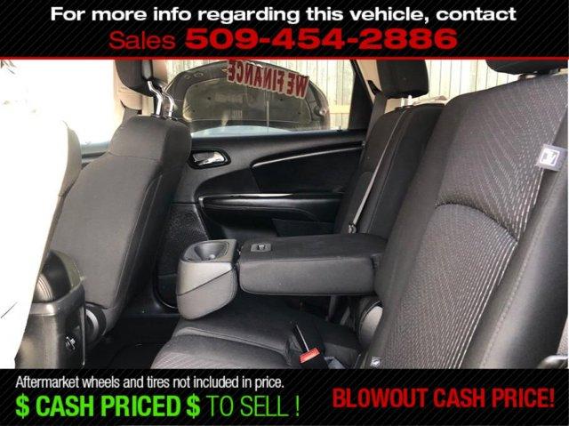 Used 2017 Dodge Journey SXT AWD