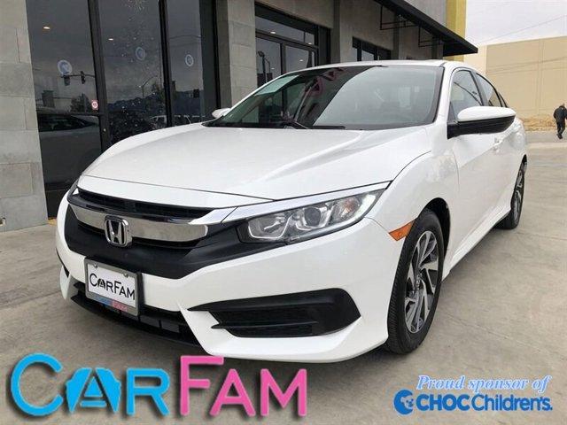 Used 2017 Honda Civic Sedan in Rialto, CA