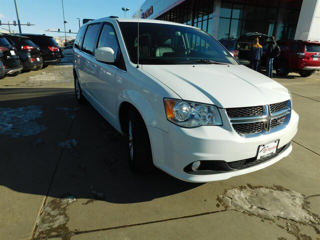Used 2018 Dodge Grand Caravan in Greeley, CO