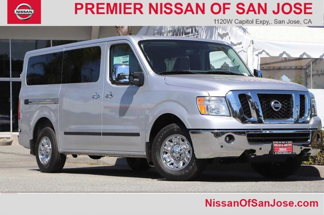 New 2020 Nissan NV Passenger in San Jose, CA