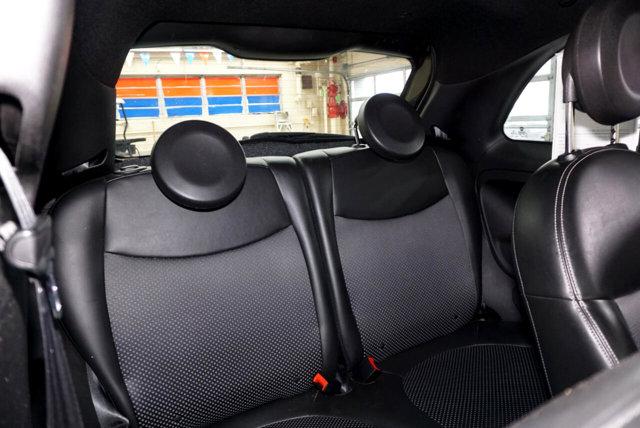 2017 Fiat 500e photo