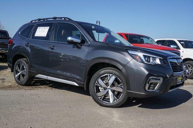New 2020 Subaru Forester Touring CVT