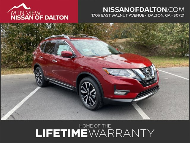 New 2020 Nissan Rogue in Dalton, GA