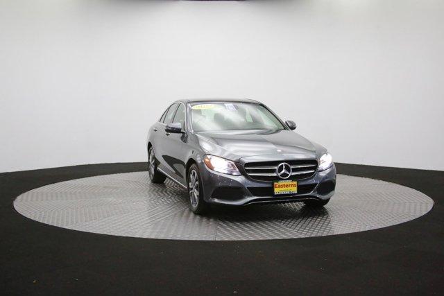 2017 Mercedes-Benz C-Class for sale 124847 46