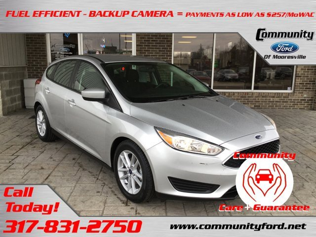 Used 2018 Ford Focus in Bloomington, IN