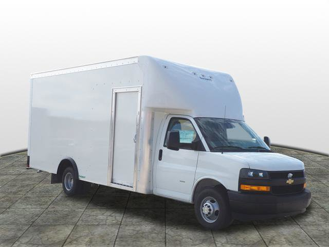 New 2019 Chevrolet Express Commercial Cutaway in Greensburg, PA