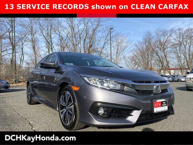 Used 2016 Honda Civic Sedan in Eatontown, NJ