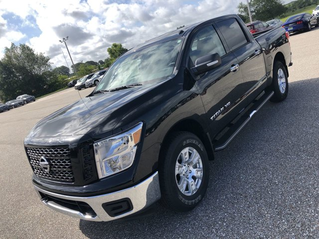 New 2019 Nissan Titan in Enterprise, AL
