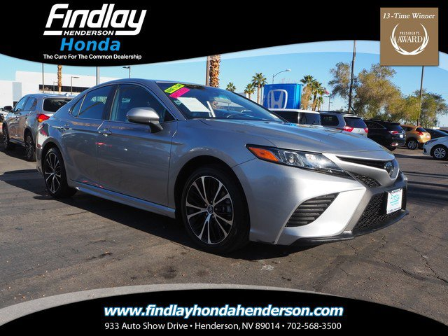 Used 2019 Toyota Camry in Las Vegas, NV