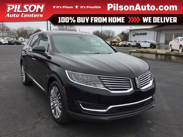 Used 2016 Lincoln MKX in Mattoon, IL