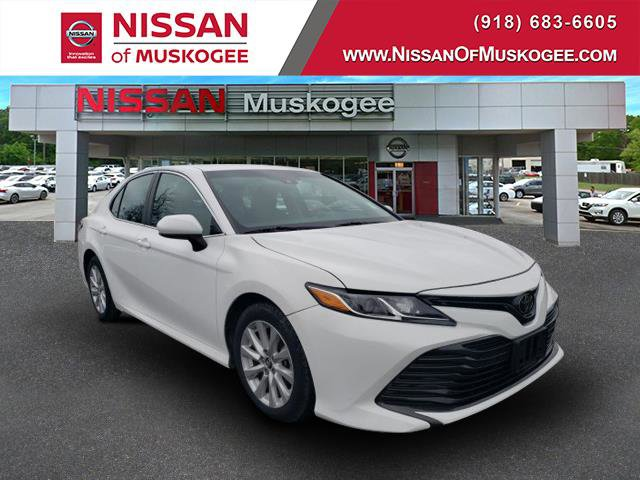 Used 2018 Toyota Camry in Muskogee, OK