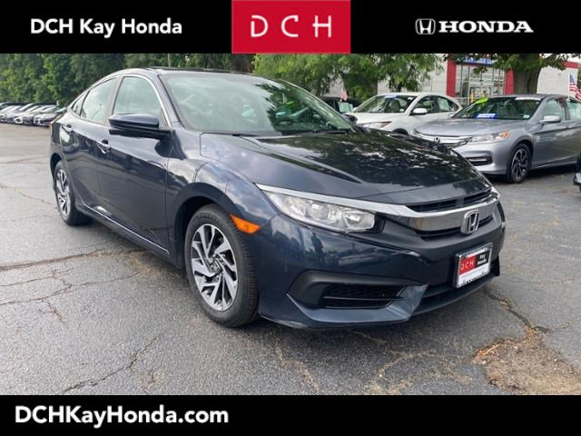 Used 2017 Honda Civic Sedan in Eatontown, NJ