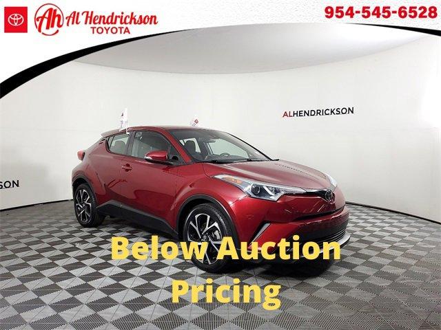 Used 2018 Toyota C-HR in Coconut Creek, FL