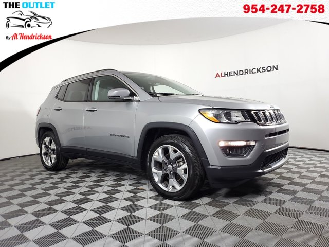Used 2019 Jeep Compass in Coconut Creek, FL