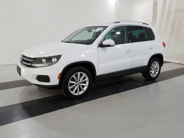 Used 2017 Volkswagen Tiguan in Kansas City, KS
