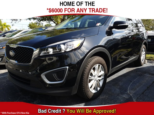 Used 2017 KIA Sorento in West Palm Beach, FL