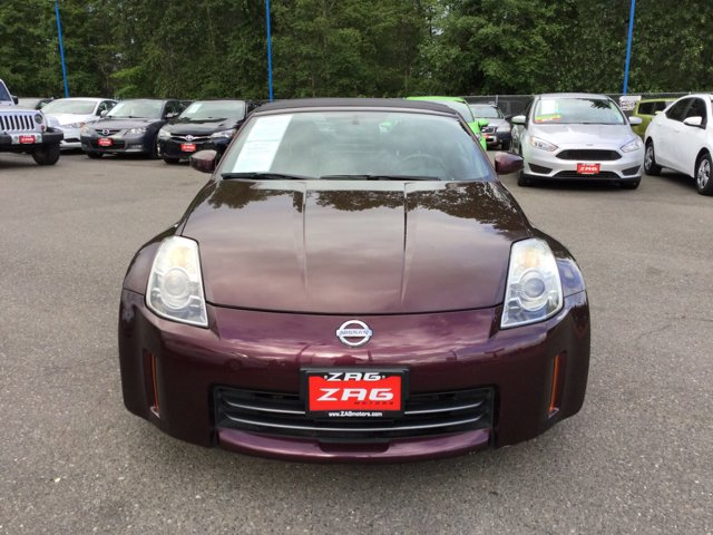 Used 2006 Nissan 350Z 2dr Roadster Touring Auto
