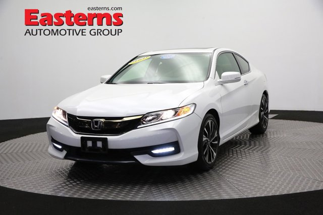 2017 Honda Accord Coupe EX-L 2dr Car