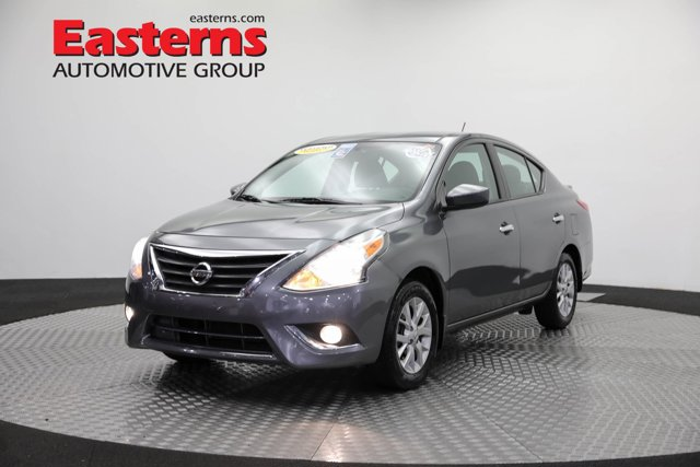 2018 Nissan Versa SV Special Edition 4dr Car