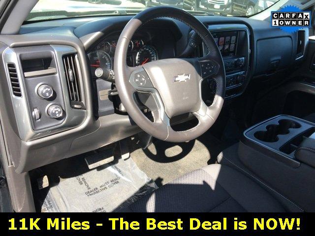 2018 Chevrolet Silverado 1500 4WD Crew Cab 143.5 LT w-1LT