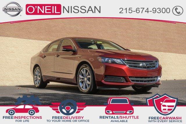2017 Chevrolet Impala LT 4dr Sdn LT w/1LT Gas/Ethanol V6 3.6L/217 [0]