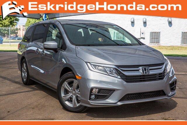 New 2020 Honda Odyssey in Oklahoma City, OK