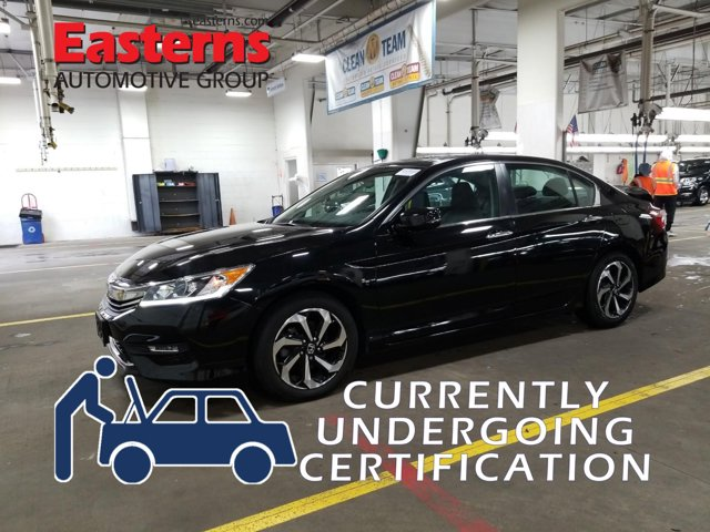 2017 Honda Accord EX-L Honda Sensing 4dr Car