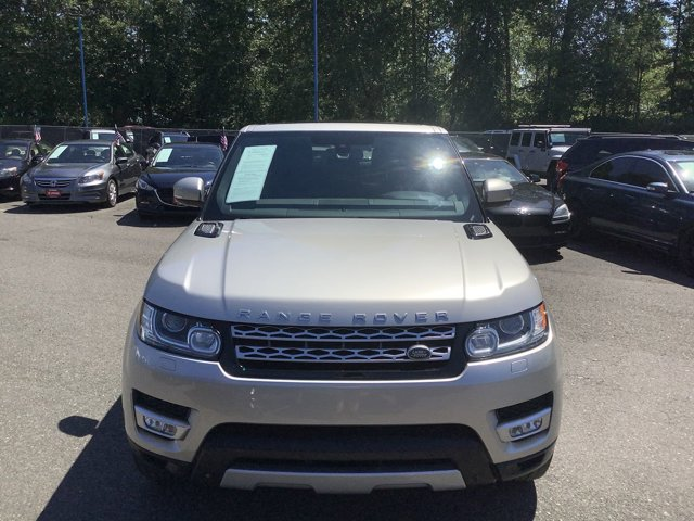 Used 2015 Land Rover Range Rover Sport 4WD 4dr HSE