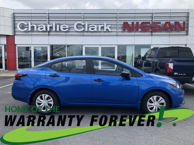 2021 Nissan Versa S S CVT Regular Unleaded I-4 1.6 L/98 [8]