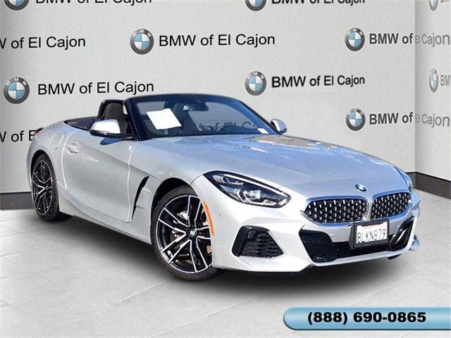 Used 2019 BMW Z4 in Chula Vista, CA