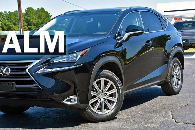 Pre-Owned 2017 Lexus NX Base AWD