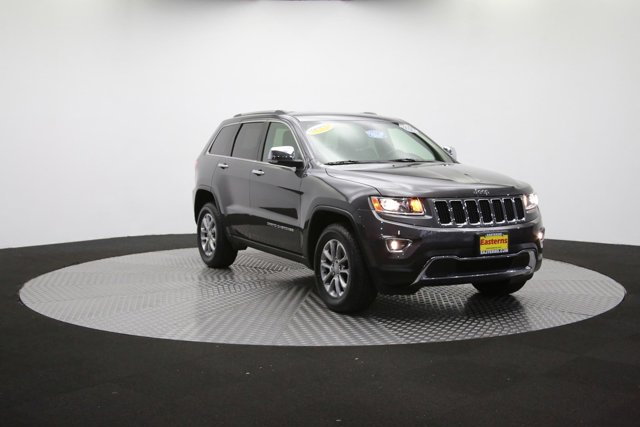 2016 Jeep Grand Cherokee for sale 124307 45