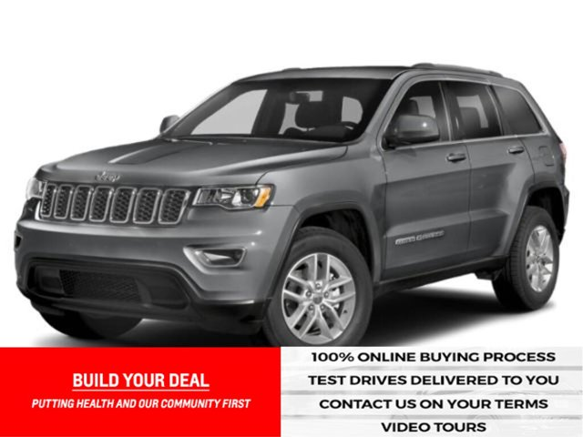 2021 Jeep Grand Cherokee | ALTITUDE 4x4 | LEATHER/SUEDE SEATING | NAV | Altitude 4x4 Regular Unleaded V-6 3.6 L/220 [1]