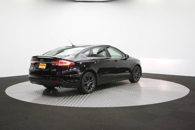 2018 Ford Fusion Hybrid for sale 124604 35