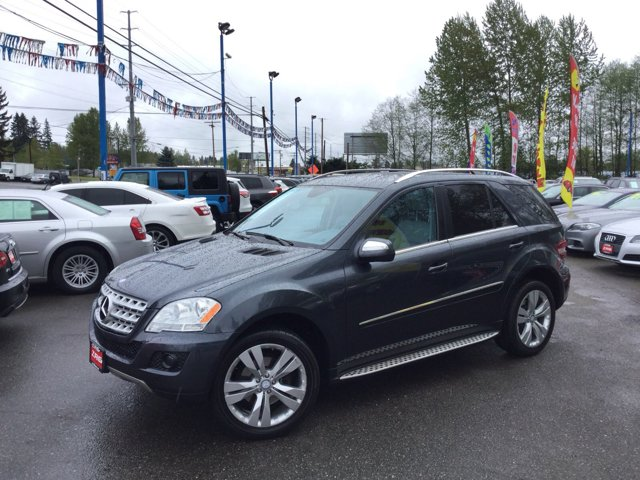 Used 2010 Mercedes-Benz M-Class 4MATIC 4dr ML 350
