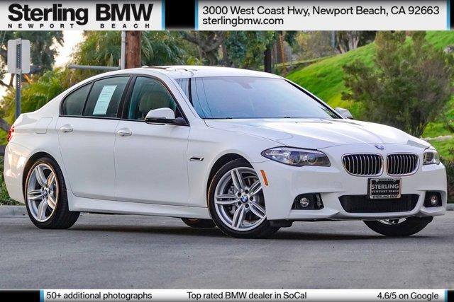 2015 BMW 5 Series 4dr Sdn 535d xDrive AWD