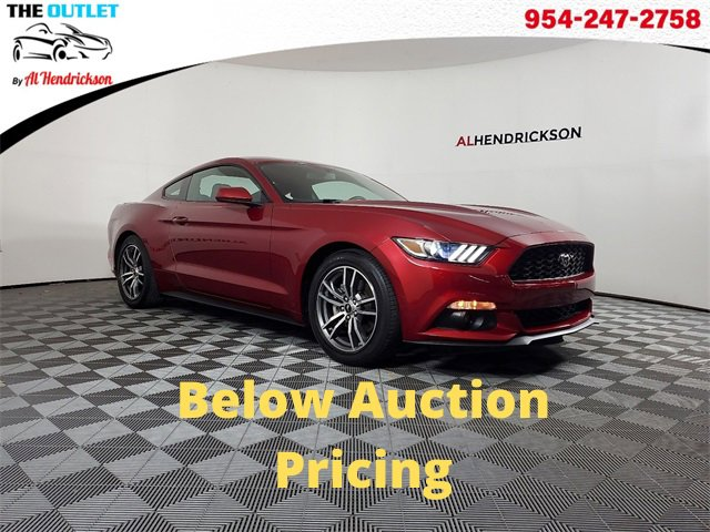 Used 2017 Ford Mustang in Coconut Creek, FL