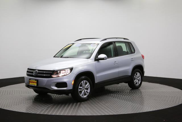 2017 Volkswagen Tiguan for sale 122838 49