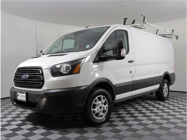 2015 Ford Transit Cargo Van Low Roof w/Sliding Side Door w/RWB Van 3D